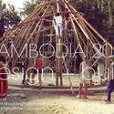 BAMBOO DESIGN + BUILD WORKSHOP, CAMBODIA 2016