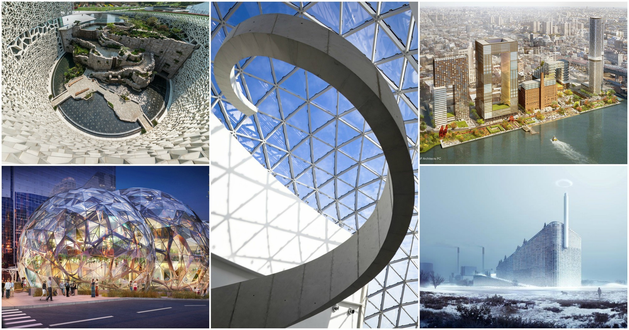 These Are The Worldu0027s Most Innovative Architecture Firms