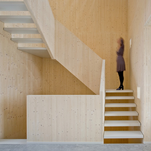 Wooden House / MAATworks