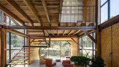 RETOÑOS HOUSE / ESEcolectivo Arquitectos