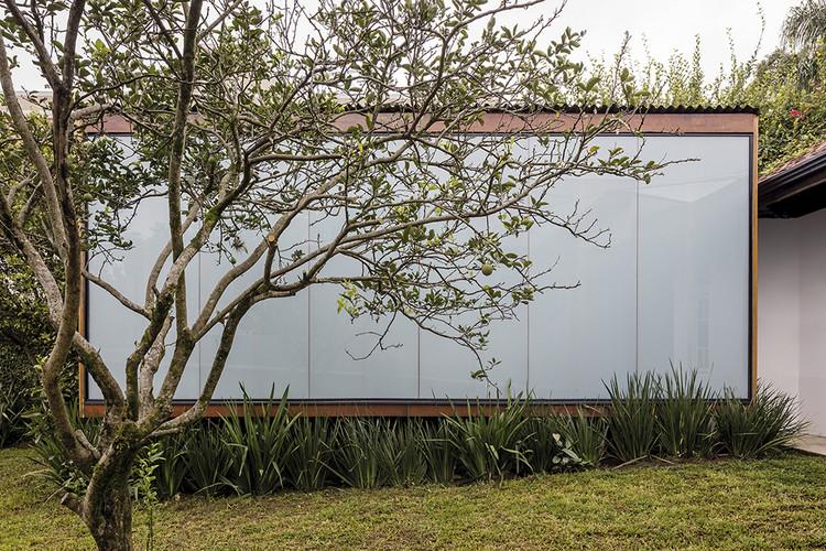 Anexo Arquea / Arquea Arquitetos, © Leonardo Finotti