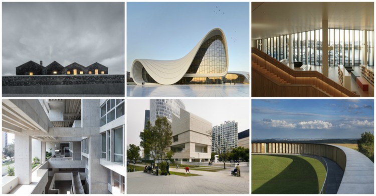 6 Buildings Shortlisted for the Inaugural RIBA International Prize