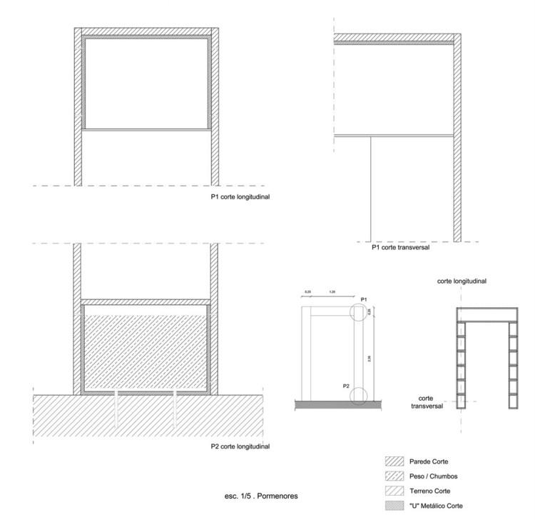 Adesivo Para Sala De Jogos ~ 20 Detalles constructivos de estructuras a pequeña escala