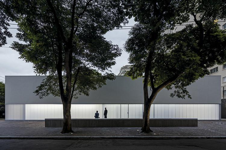 Casa Triângulo / Metro Arquitetos Associados, © Leonardo Finotti