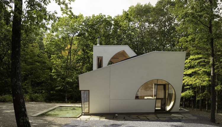 Ex of In House / Steven Holl Architects, © Paul Warchol