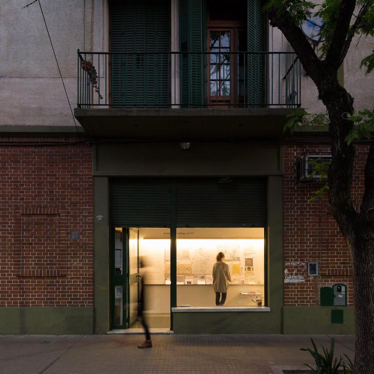 Galería Monoambiente: 'El Otro Arquitecto' en colaboración con el Canadian Centre for Architecture, © Manuel Ciarlotti Bidinost (Estudio Homeless)