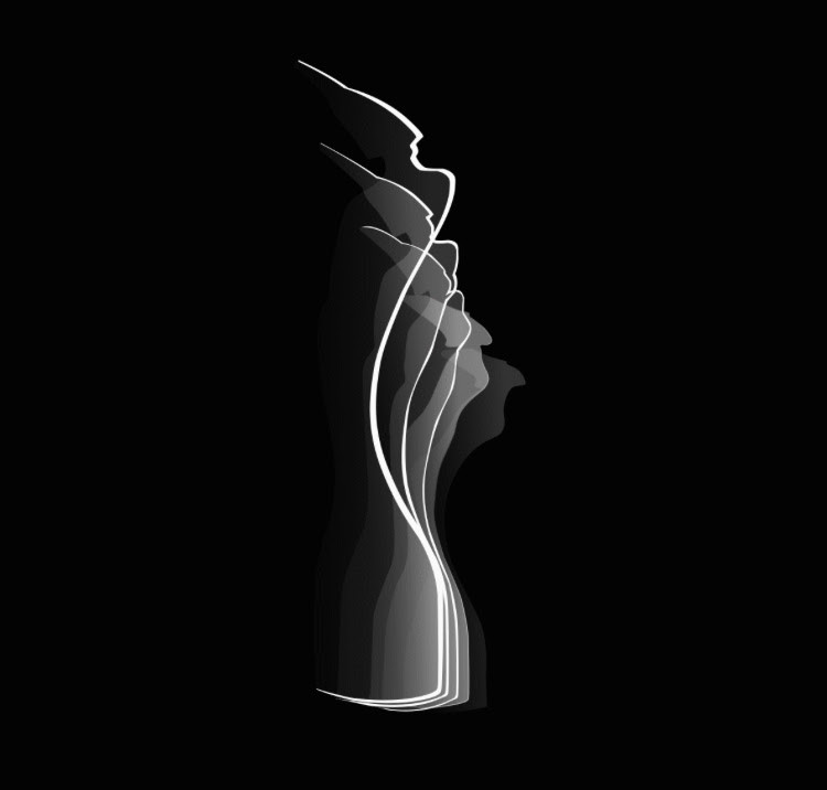 Zaha Hadid-Designed Statuettes to be Presented at BRIT Awards 2017, BRIT statue concept sketch by Zaha Hadid Design. Image Courtesy of Zaha Hadid Architects