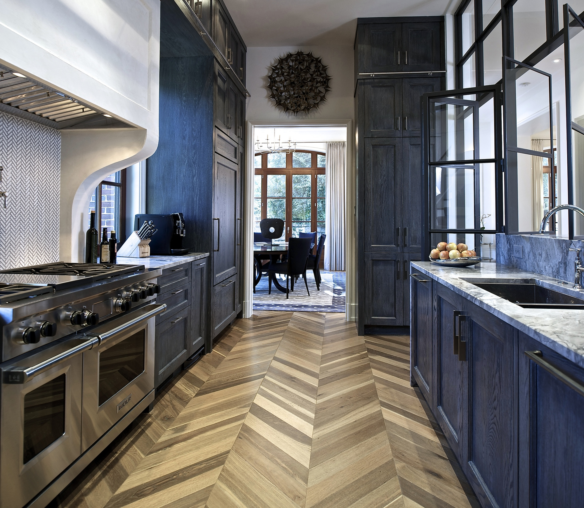 gallery of the world's most prominent kitchen design contest is