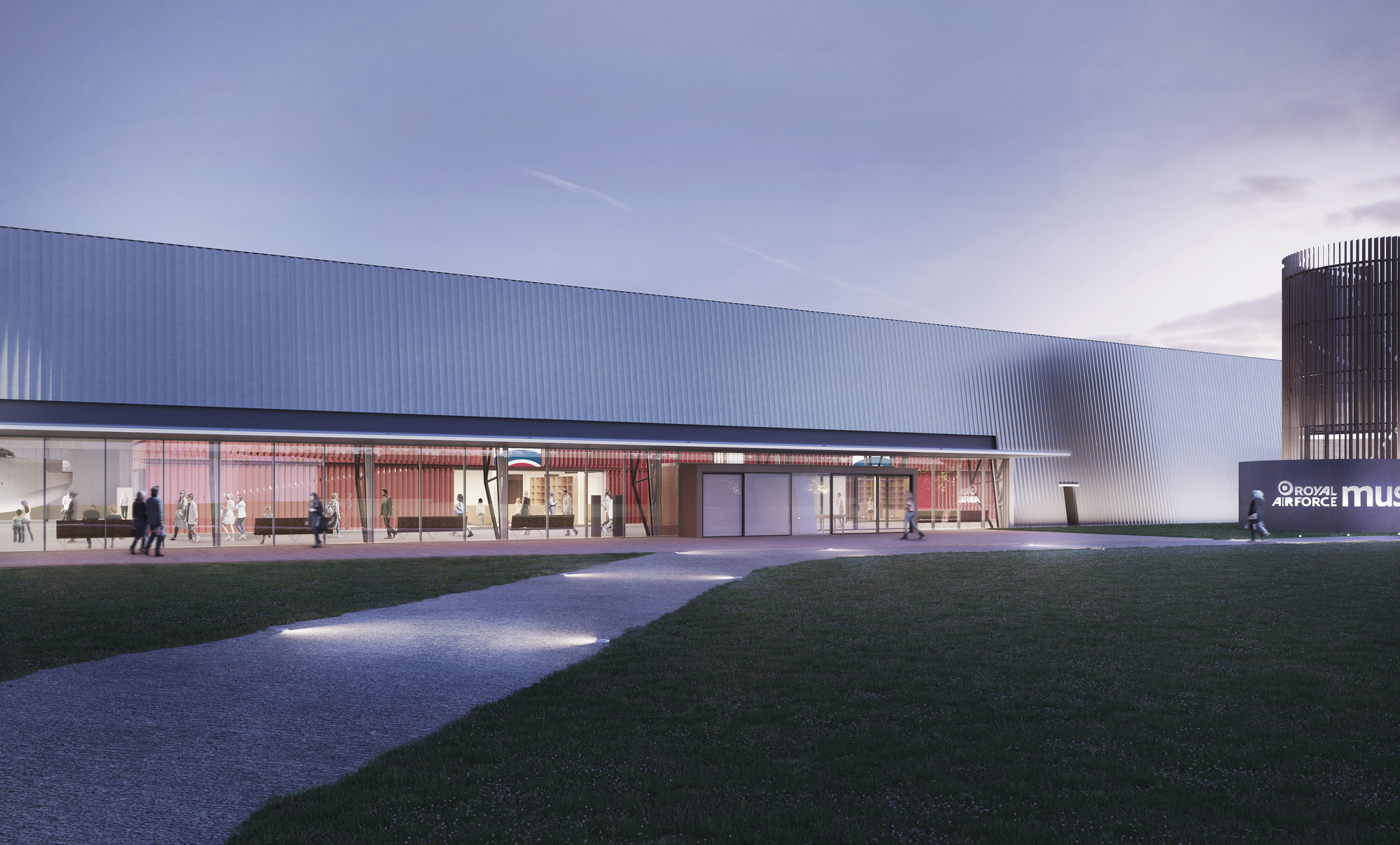 Gallery of Nex Architecture Unveils Design for New Royal ...