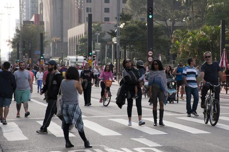 A relação entre a felicidade e a velocidade nas cidades, © Mariana Gil/WRI Brasil Cidades Sustentáveis