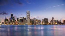 Foster + Partners' Residential Highrise to Become Miami's Tallest Tower