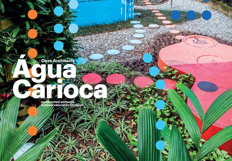Água Carioca - Sistema Natural de Filtragem, Cortesia de Studio X Rio