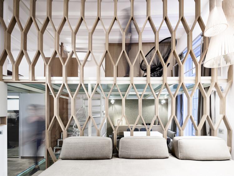 Milazzo Apartment / Archiplanstudio, © Davide Galli Atelier