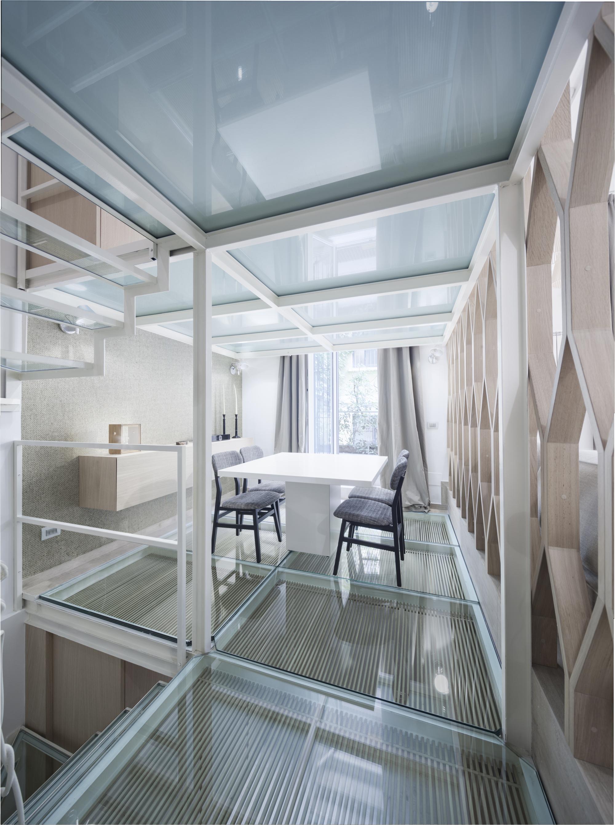 Casa & Co Milazzo apartment interiors architecture and design by