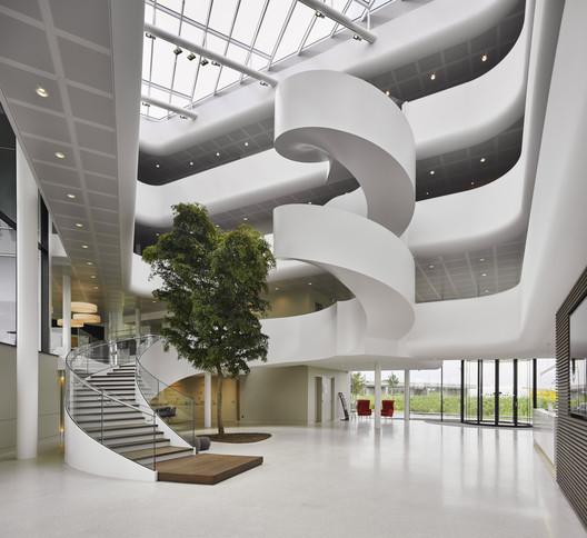New Highly-energy Efficient Office for Vreugdenhil / Maas Architecten