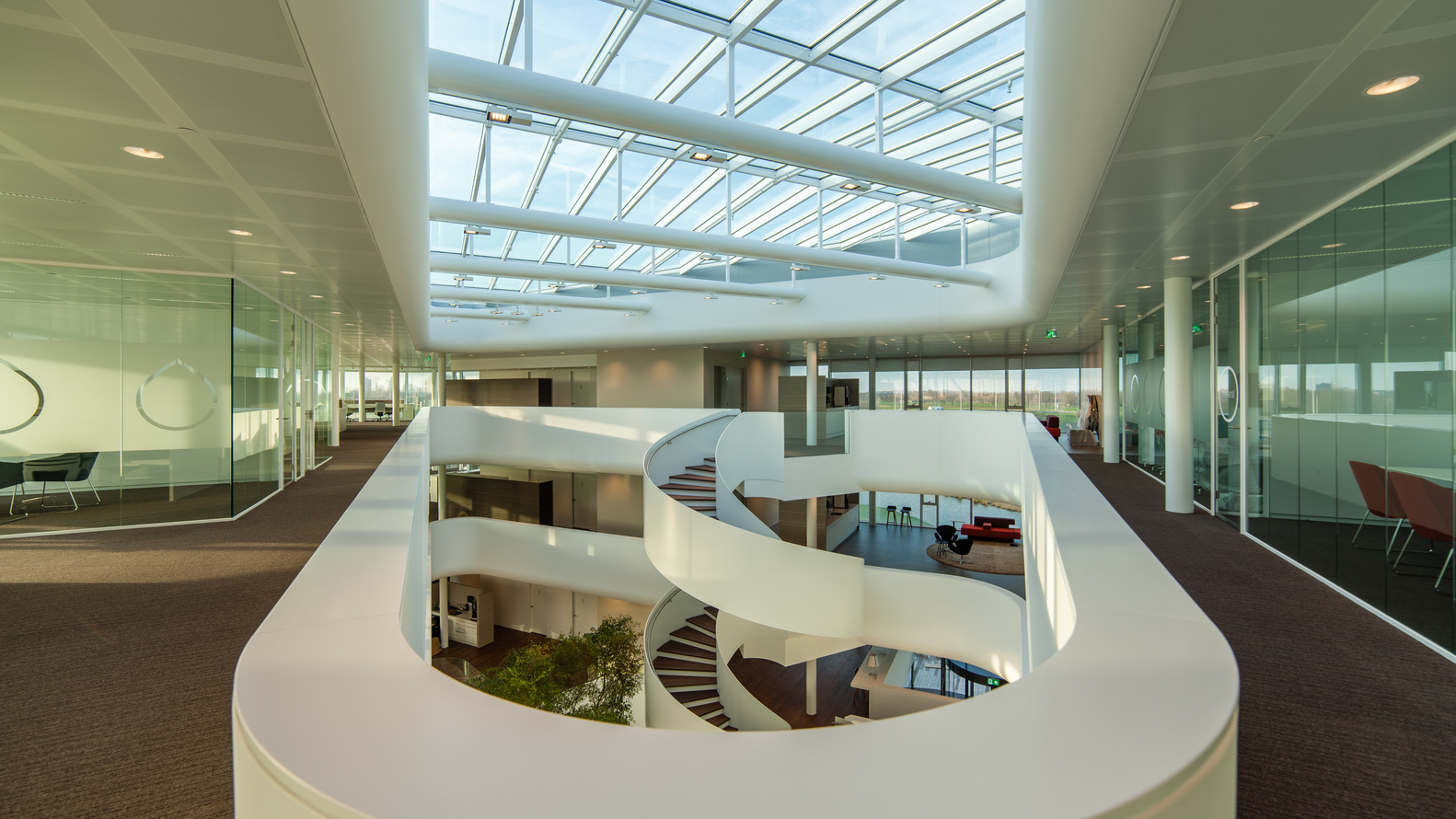 efficient office design. Efficient Office Design. Highly-energy For Vreugdenhil,courtesy Of Maas Architecten Design