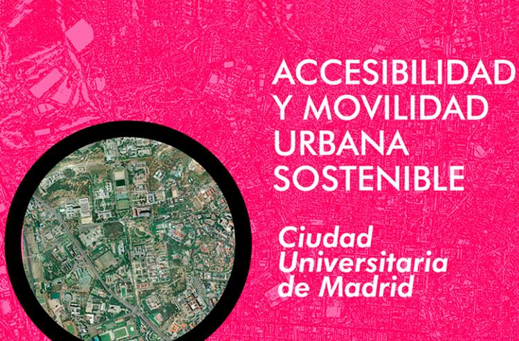 Mejora de la accesibilidad y la movilidad urbana sostenible en la Ciudad Universitaria de Madrid, Colegio Oficial de Arquitectos de Madrid_OCAM_Oficina de Concursos