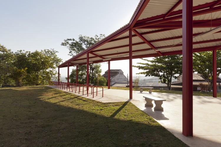 Parque Alberto Simões / Idom, © Maíra Acayaba