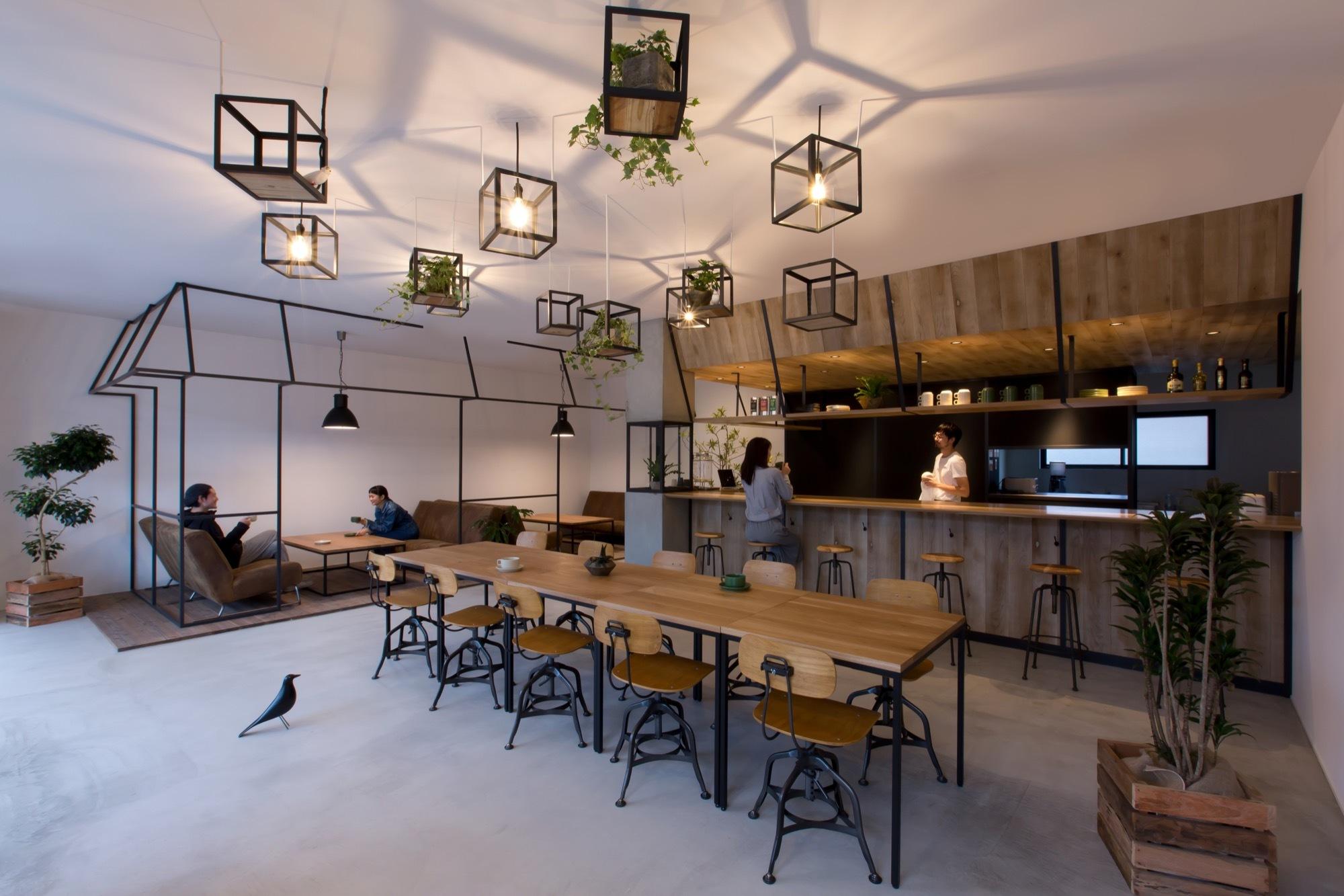 Café Cicero / ALTS Design OfficeCafé Cicero / ALTS Design Office