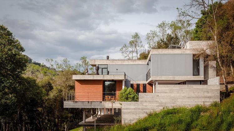 Casa pereira narvaes sucra arquitetura design - Arquitectura pereira ...