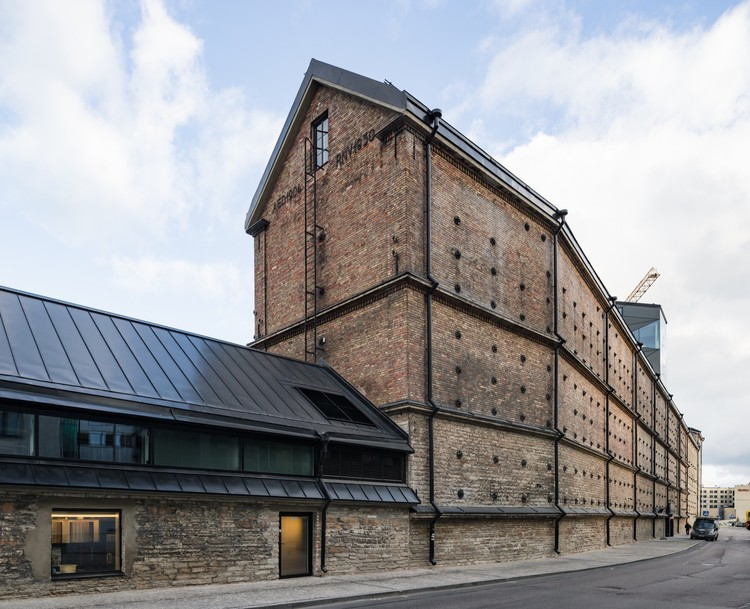 Rotermann Grain Elevator / KOKO architects, Courtesy of KOKO architects