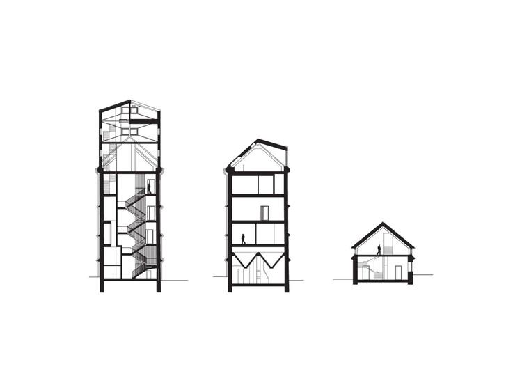 Rotermann Grain Elevator Koko Architects Archdaily