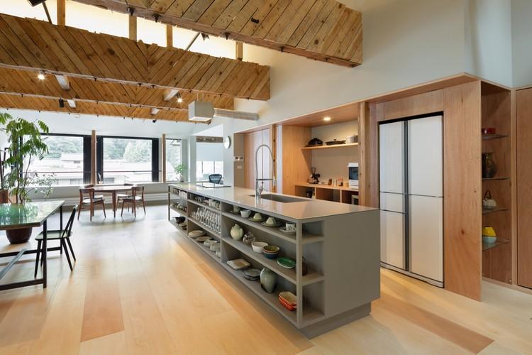 Kinosaki Residence / PUDDLE, © Takumi Ota