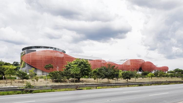 Centro Paraolímpico Brasileiro / L+M, © Ana Mello