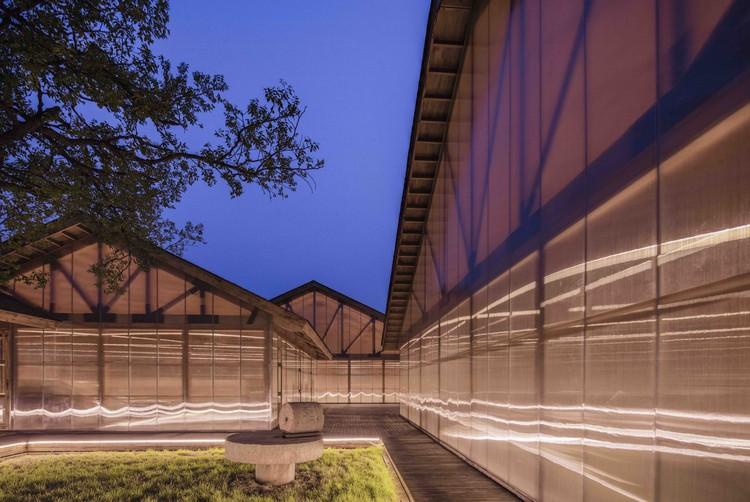 Granja orgánica Tangshan / ARCHSTUDIO, © JIN Wei-Qi