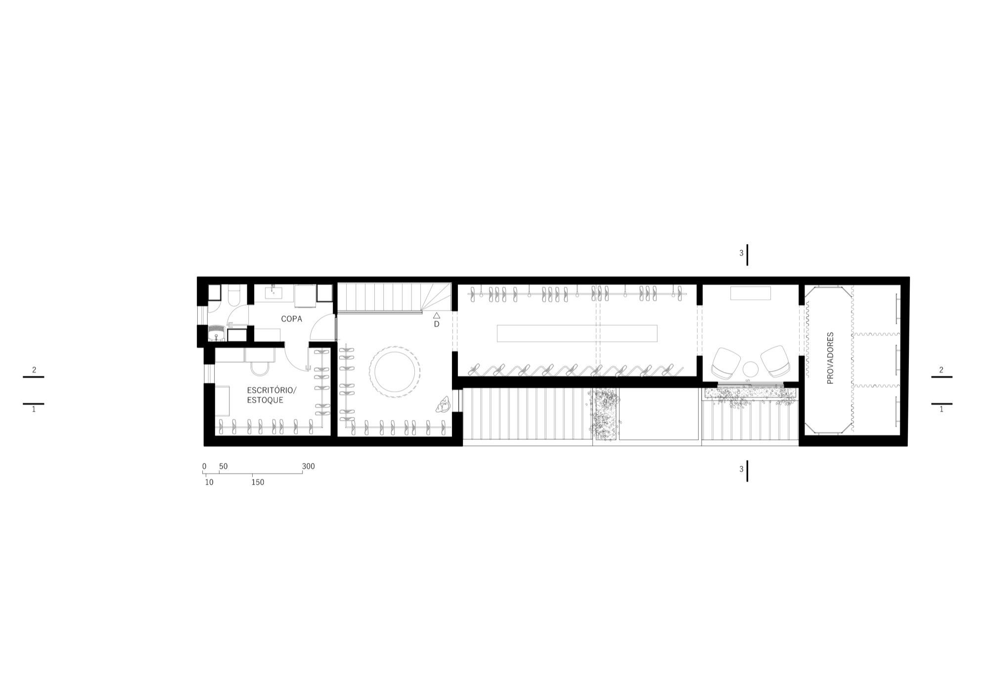 galeria de loja coven   printing    play arquitetura