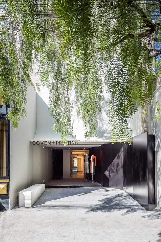 Loja Coven + Printing  / Play Arquitetura, © Ricardo Bassetti