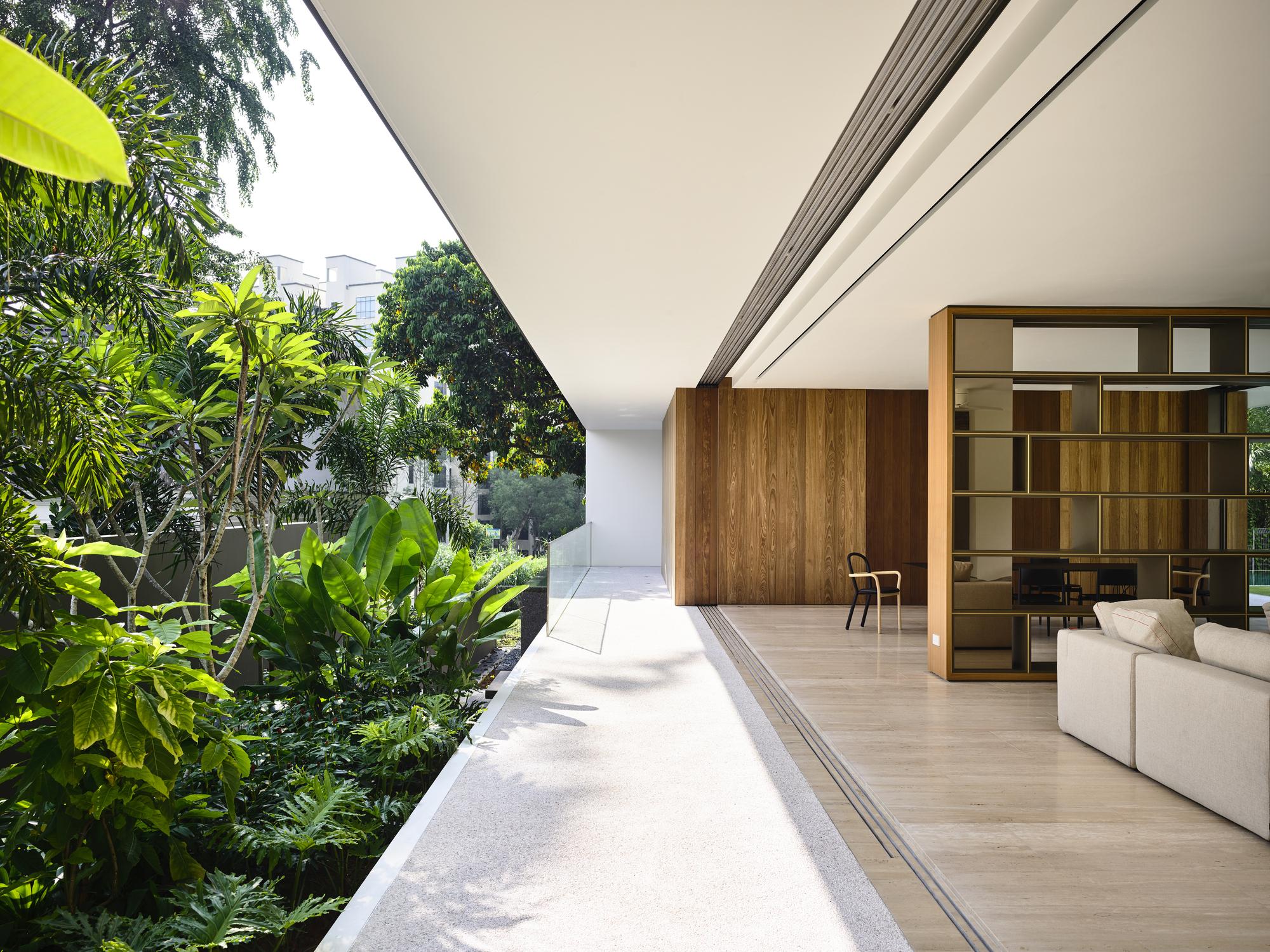 Galeria de resid ncia kap ong ong pte ltd 3 for Indoor nature design challenge