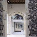 ST MARY AT THE QUAY / MOLYNEUX KERR ARCHITECTS