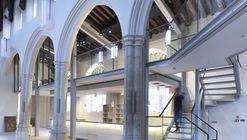 St Mary at the Quay / Molyneux Kerr Architects