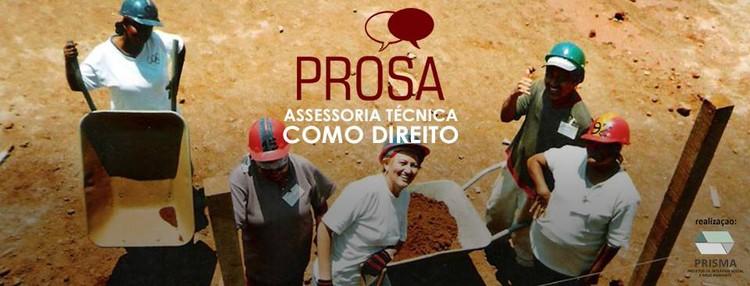 PROSA - II Seminário de Extensão Universitária em Arquitetura e Urbanismo, Cortesia de Unknown