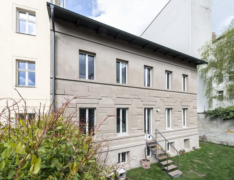 Mmb Umbau Mullerhaus Berlin Asdfg Architekten Archdaily