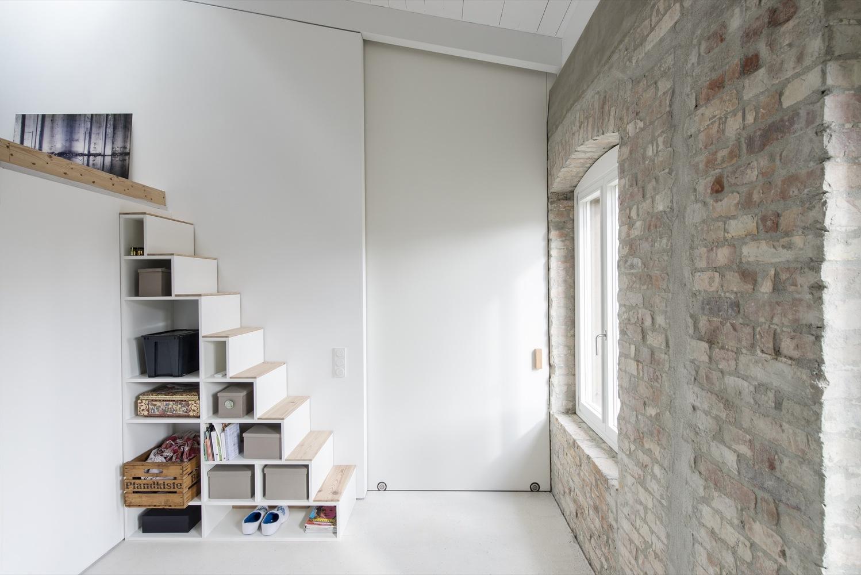 Architekt In Berlin gallery of mmb umbau müllerhaus berlin asdfg architekten 15