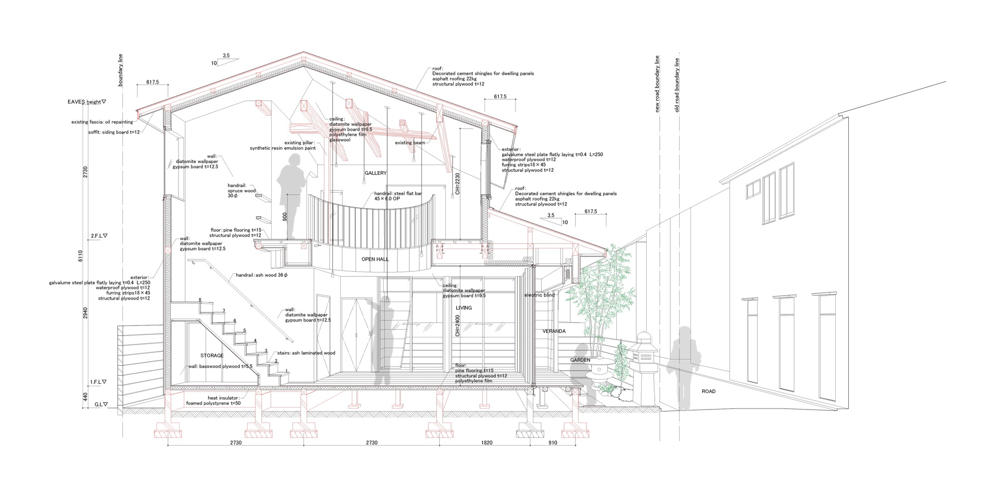 Gallery Of En House Meguro Architecture Laboratory 31