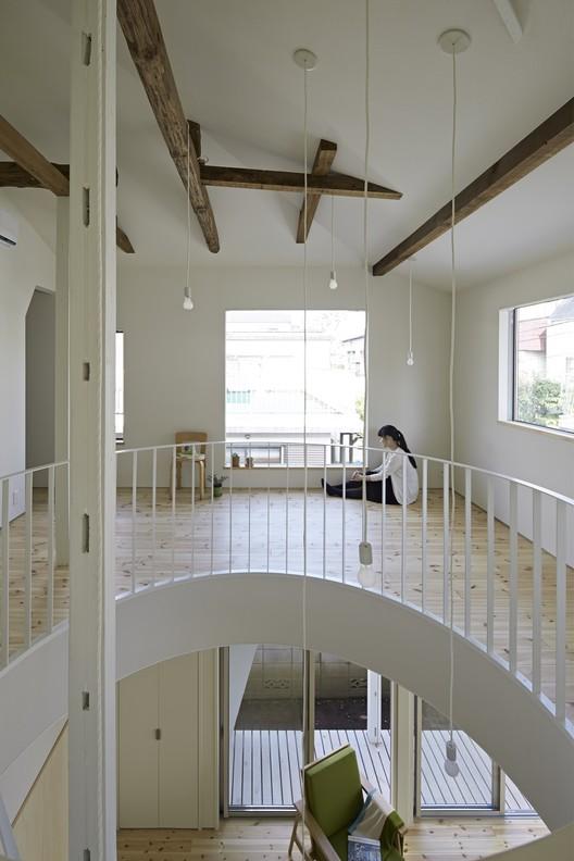 Casa EN / Meguro Architecture Laboratory, © Koichi Torimura