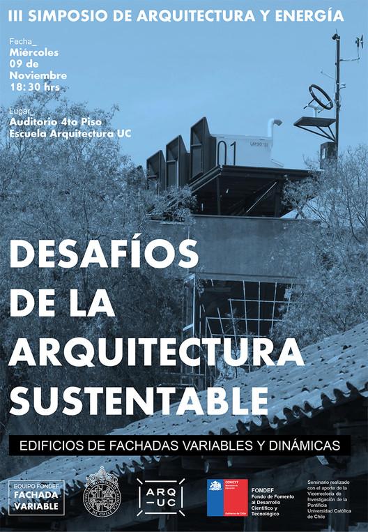 III Simposio de Arquitectura y Energía, Equipo FONDEF Fachada Variable