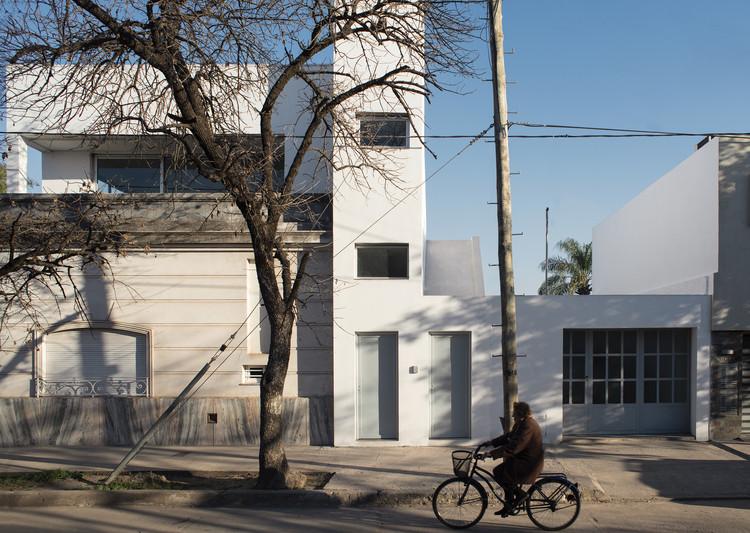 Casa Estudio Rossi  / Juan Ignacio Galetto, © Emilia Sierra Guzman