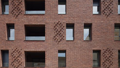 38 Social Housing  / Avenier Cornejo Architectes