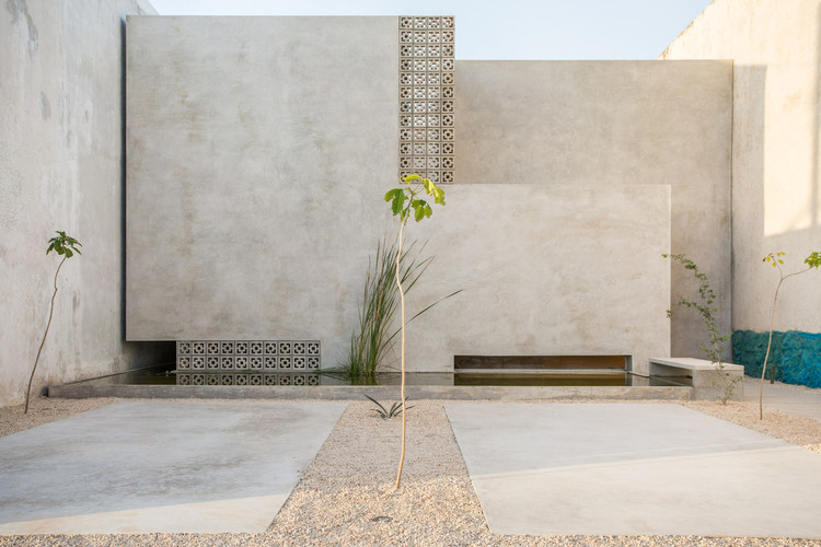40 detalles constructivos de arquitectura en hormigón, © Leo Espinosa