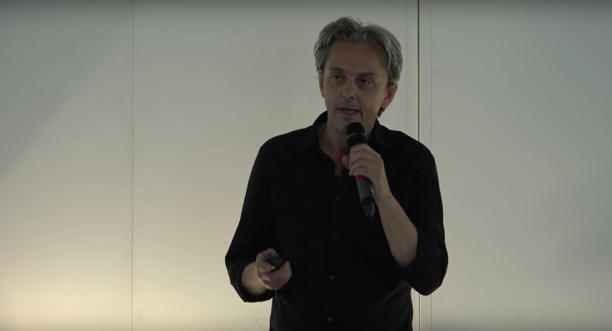 Palestra TEDx com o urbanista Mikael Colville-Andersen: A cidade de tamanho natural