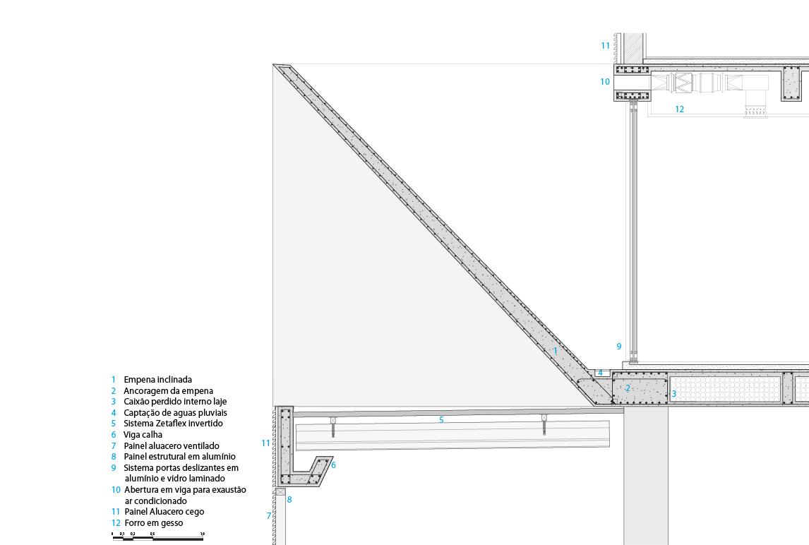 Galer a de 40 detalles constructivos de arquitectura en for Arquitectura nota de corte