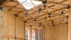Pavilhão da Suíça / Dellekamp Arquitectos