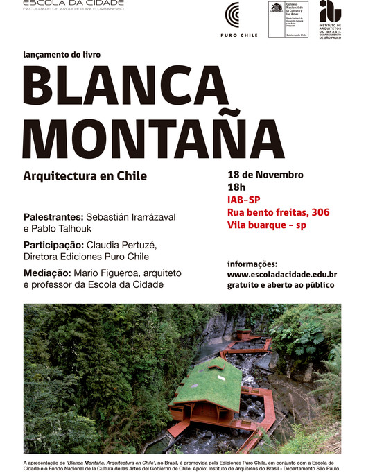 Blanca Montaña. Arquitectura en Chile  'Un completo panorama de la arquitectura chilena de las últimas décadas' , Cortesía de Unknown