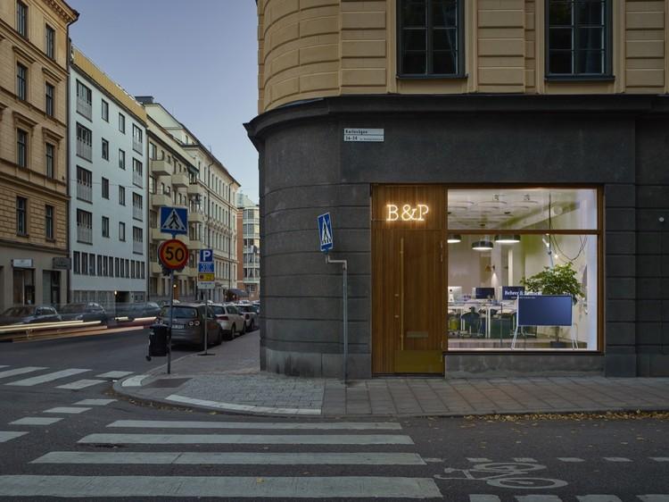 Behrer & Partners / Vida Arkitektkontor, © Robin Hayes