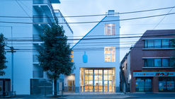 Blue Bottle Coffee Nakameguro Cafe  / Schemata Architects