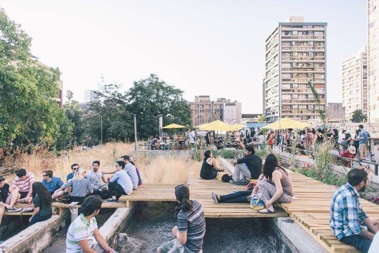 Concurso de Ideas de Arquitectura y Paisaje en Pasarelas Verdes San Borja, © Bruno Giliberto